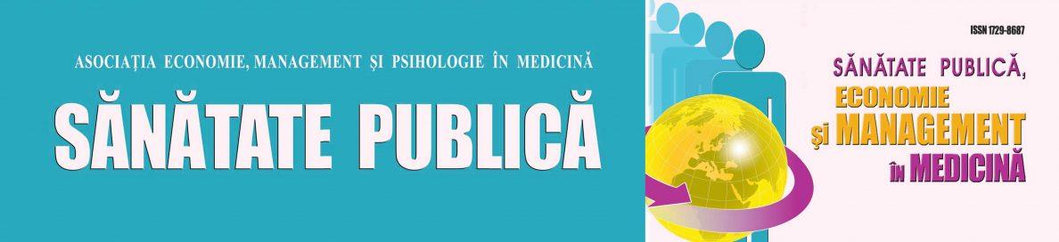 Sănătate Publică, Economie și Management în Medicină